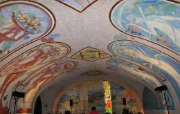 Eröffnungskonzert im wunderschönen Puntay Keller in Kaltern