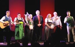 Ein grosses Vergelts Gott an Marialuise, Inge und Heiko, Rosmarie und Peter